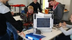 Fächerübergreifendes Umweltprojekt: Elektromobilität