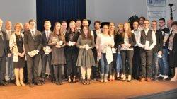 Abschlussfeier Februar 2019 in Dingolfing