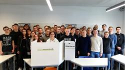 Die Juniorwahl – Die Hans-Glas-Schule wählt das EU-Parlament