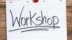 Workshop am 13. November 2020 entfällt!